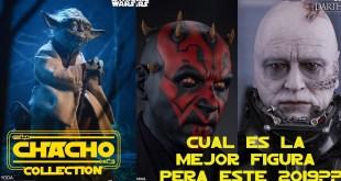 TOP 10 mejores Hot Toys y Sideshow Star Wars del 2019