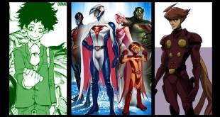 TOP 5 LOST Superhero Anime