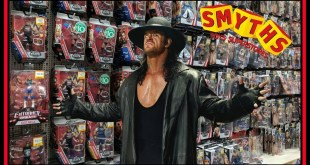 TOY HUNT!!! | UNDERTAKER RETURNS!!! | WWE Mattel Elite 55 Wrestling Figure Shopping Fun #81