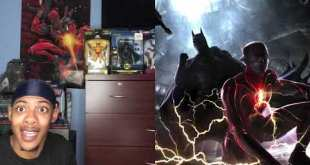 The Flash Official Movie Concept Art Review