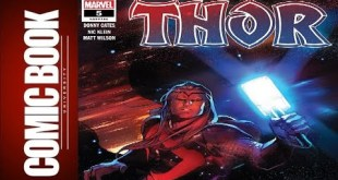 Thor #5 Review | COMIC BOOK UNIVERSITY