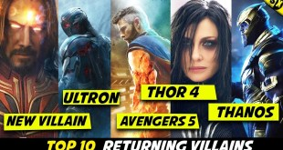 Top 10 Villains Returning In MCU Phase 4 [Explained In Hindi]