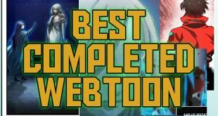 Top 5 Best Completed Webtoon Colour Manga