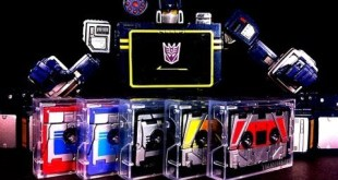 Transformers Masterpiece MP-02 SOUNDWAVE (Hasbro ver.) | REVIEW