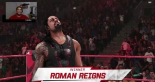 WWE 2K19 ONLINE MODE FIRST GAMEPLAY