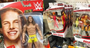 WWE TOY HUNT! NEW BASICS/ROYAL RUMBLE ELITES