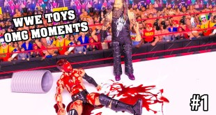 WWE TOYS OMG MOMENTS! Compilation #10