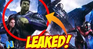 🚨 LEAKED! 🚨 Avengers 4 Concept Art Decoded | NW News