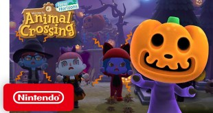Animal Crossing: New Horizons Fall Update – Nintendo Switch