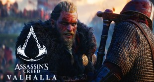 Assassin's Creed VALHALLA - Official Cinematic World Premiere Trailer