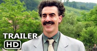 BORAT 2 Official Trailer (2020) Sacha Baron Cohen, Comedy Movie HD