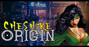 Cheshire Origin | DC Comics