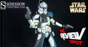 Collectible Spot - Sideshow Collectibles Star Wars (Sideshow Exclusive) Capt Rex Sixth Scale Figure