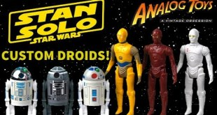 Custom Kenner Style Star Wars Droid Action Figures!