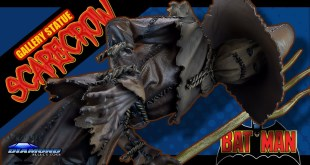 Diamond Select DC Comics Scarecrow Gallery Statue | Video Review