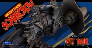 Diamond Select DC Comics Scarecrow Gallery Statue | Video Review