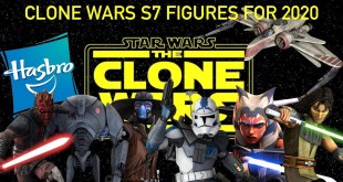 EXCLUSIVE: Star Wars: The Clone Wars Figures Returning For Season 7| Wave 1 Breakdown