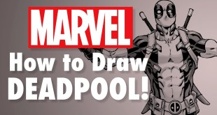 How to Draw Deadpool LIVE w/ Mike Hawthorne! | Marvel Comics