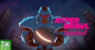 HyperBrawl Tournament Release Date Trailer