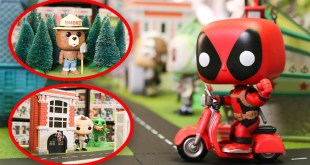 I Built A Funko Pop City in ONE DAY!