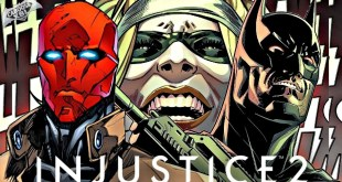 INJUSTICE 2 - COMIC 1 Y 2 - dc comics