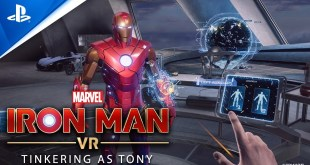 Marvel's Iron Man VR - Tinkering as Tony (Behind the Scenes) | PS VR
