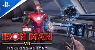 Marvel's Iron Man VR | Tinkering As Tony (Behind The Scenes) | PS VR