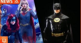 Michael Keaton Kingdom Come Batman Suit & Concept Art Revealed