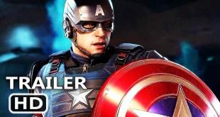 PS4 - Marvel's Avengers Gameplay Demo (2020)