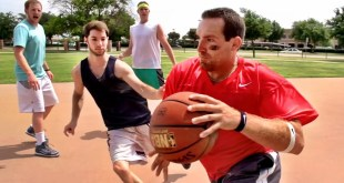 Pickup Basketball Stereotypes