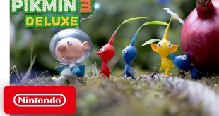 Pikmin 3 Deluxe - Meet the Pikmin Trailer - Nintendo Switch