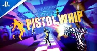 Pistol Whip - Launch Trailer   PS VR