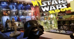 Plastic Planet Huge Star Wars Collection Room Tour! 2020 - Hot Toys, Sideshow, Kenner and More!