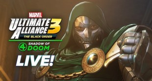 Playing MARVEL ULTIMATE ALLIANCE 3 with its Writer: Marc Sumerak!