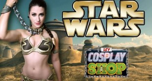 Princess Leia - Star Wars - DIY COSPLAY SHOP