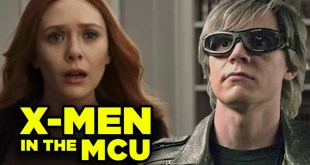 Quicksilver in WandaVision? Fox X-Men MCU Crossover!