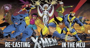 Re-Casting The X-Men In The MCU!