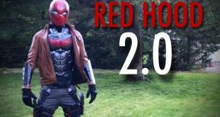 Red Hood 2.0 Cosplay Showcase!