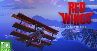Red Wings: Aces of the Sky: ID@Xbox, XBOX ONE Release Date Trailer