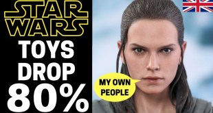 STAR WARS TOYS SALES DISASTER