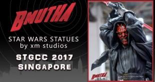 STGCC 2017: XM Studios Star Wars Statues