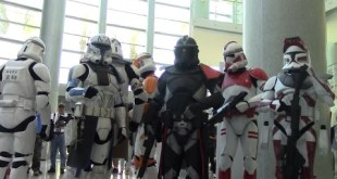 Star Wars Celebration Anaheim in HD