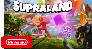 Supraland - Announcement Trailer - Nintendo Switch