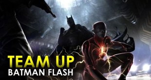 THE FLASH MENYATUKAN SELURUH UNIVERSE DC | THE FLASH CONCEPT ART BREAKDOWN