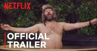 The Cabin with Bert Kreischer | Official Trailer | Netflix
