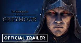 The Elder Scrolls Online: Greymoor - Official Cinematic Trailer