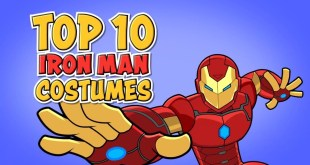 Top 10 Iron Man Costumes!