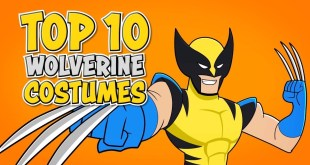 Top 10 Wolverine Costumes!