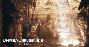Unreal Engine 5 -  Official PlayStation 5 Real-Time Tech Demo Trailer