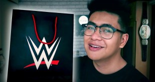 WWE Merchandise - VIP Goody Bag from WWE Meet & Greet Event